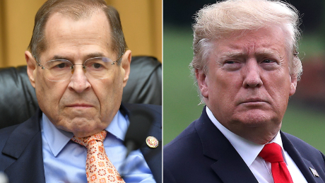 Nadler says Trump should be charged with breaking the law six times since Sunday