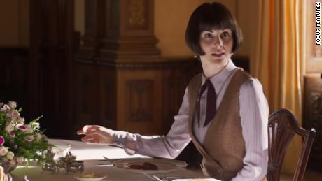 Michelle Dockery in 'Downton Abbey'