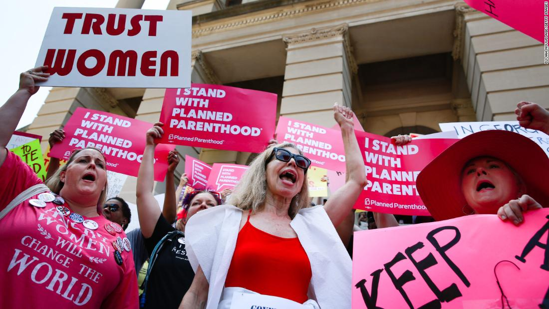 ACLU, Planned Parenthood bring lawsuit against Alabama abortion law