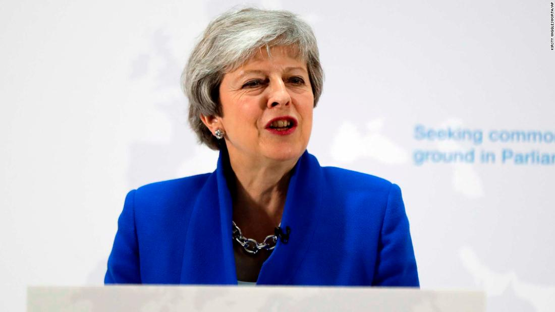 Theresa May faces MPs over embattled Brexit deal: Live updates - CNN
