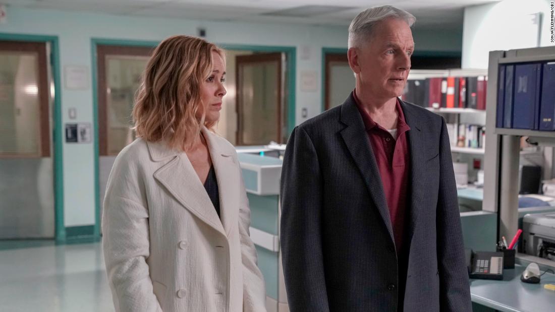 'NCIS' season finale featured a huge surprise guest star