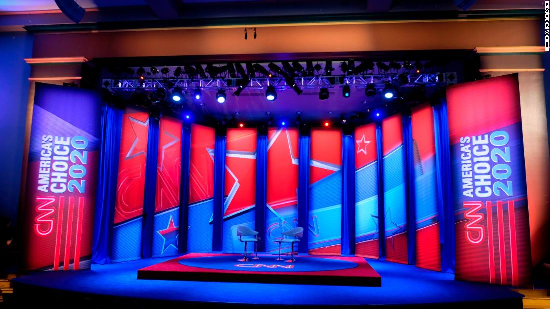 CNN, Human Rights Campaign to host Democratic presidential town hall focused on LGBTQ issues
