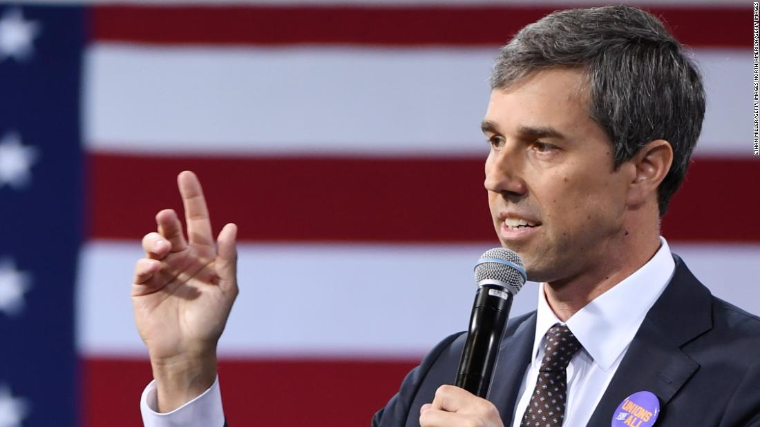 Beto O'Rourke says illegal border crossings should not be decriminalized
