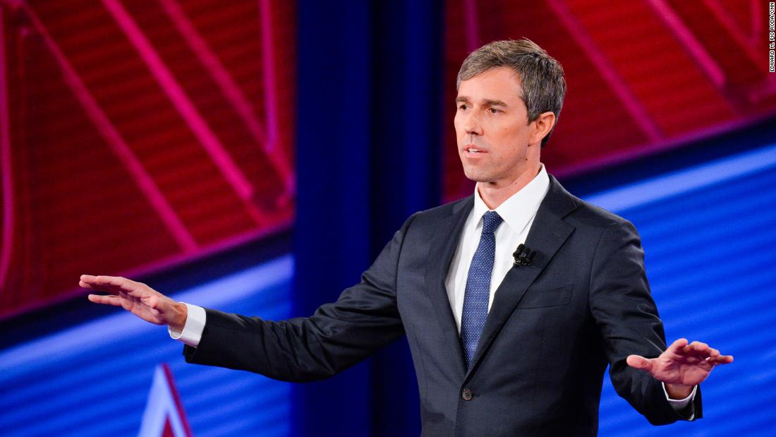 O'Rourke's proposal to counteract Trump's trade war