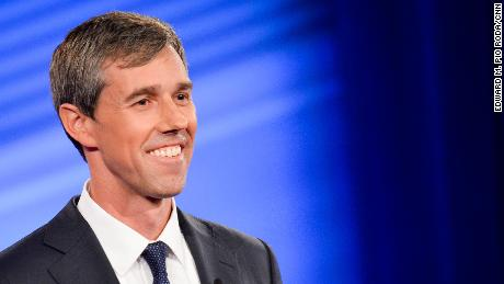 CNN Town Hall with Beto O'Rouke in Des Moines, IA