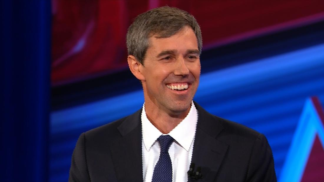 Why O'Rourke livestreamed his haircut