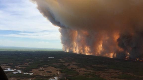 The Chuckegg Creek Wildfire has burned nearly 200,000 acres.