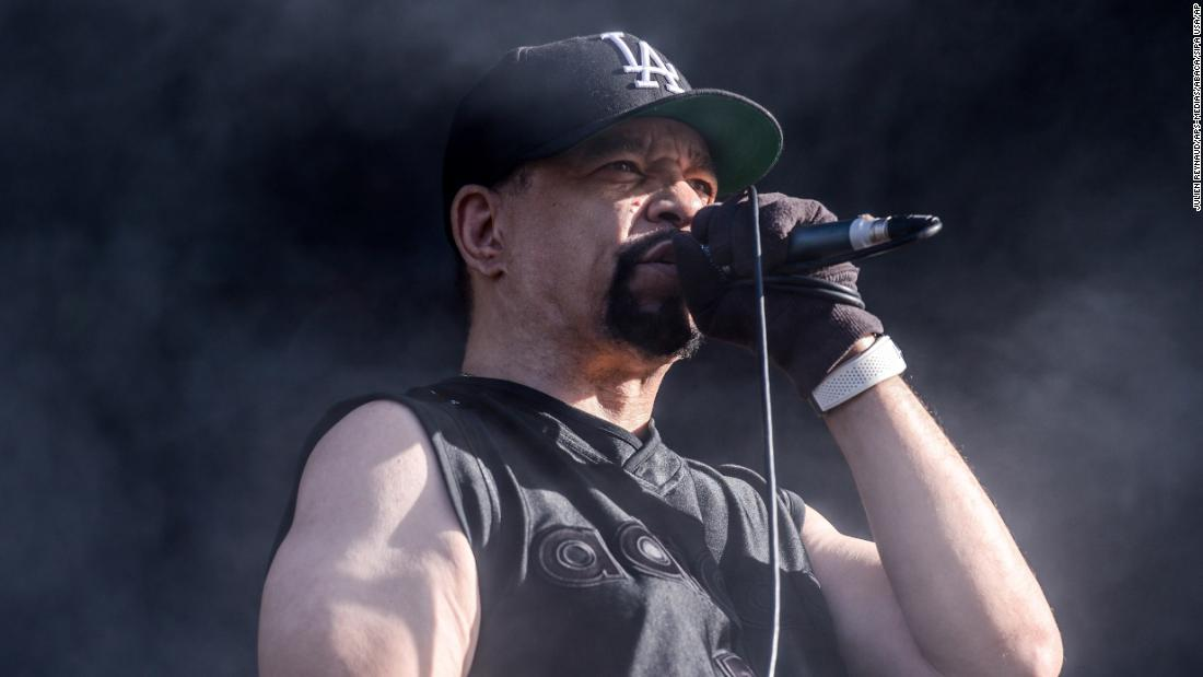Ice-T says he almost shot an Amazon delivery driver who was 'creeping up to my crib'
