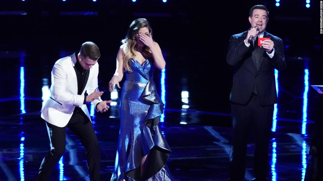 'The Voice' crowns its latest winner