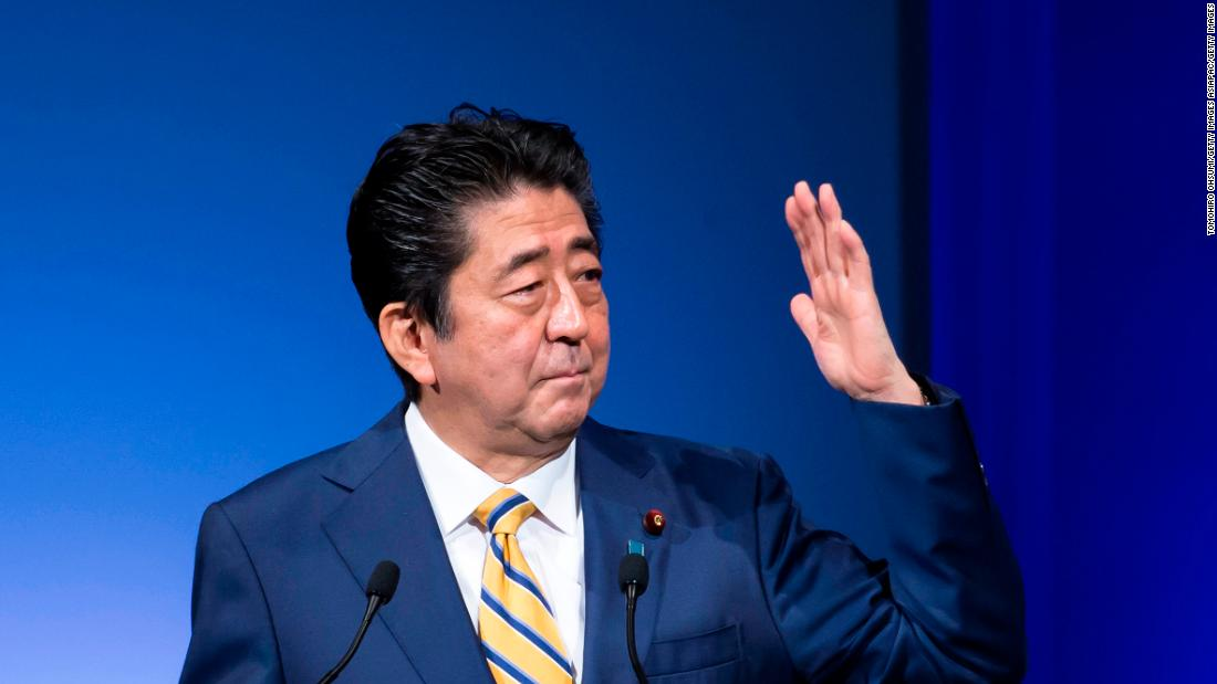 Japan wants you to say its leader's name correctly: Abe Shinzo