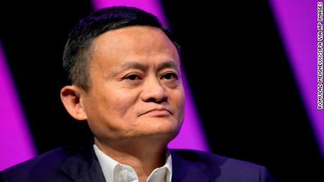 "Jack Ma, one of China's richest men, called long work hours ""a blessing."""