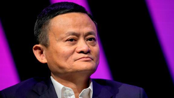 Jack Ma, one of China