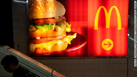 McDonald's under pressure because allegations of sexual harassment crop up and activists circle the wagons