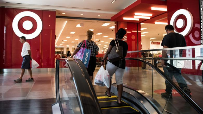 """""""We're concerned about tariffs because they lead to higher prices on everyday products for American families,"""" Target chief executive Brian Cornell said Wednesday."""