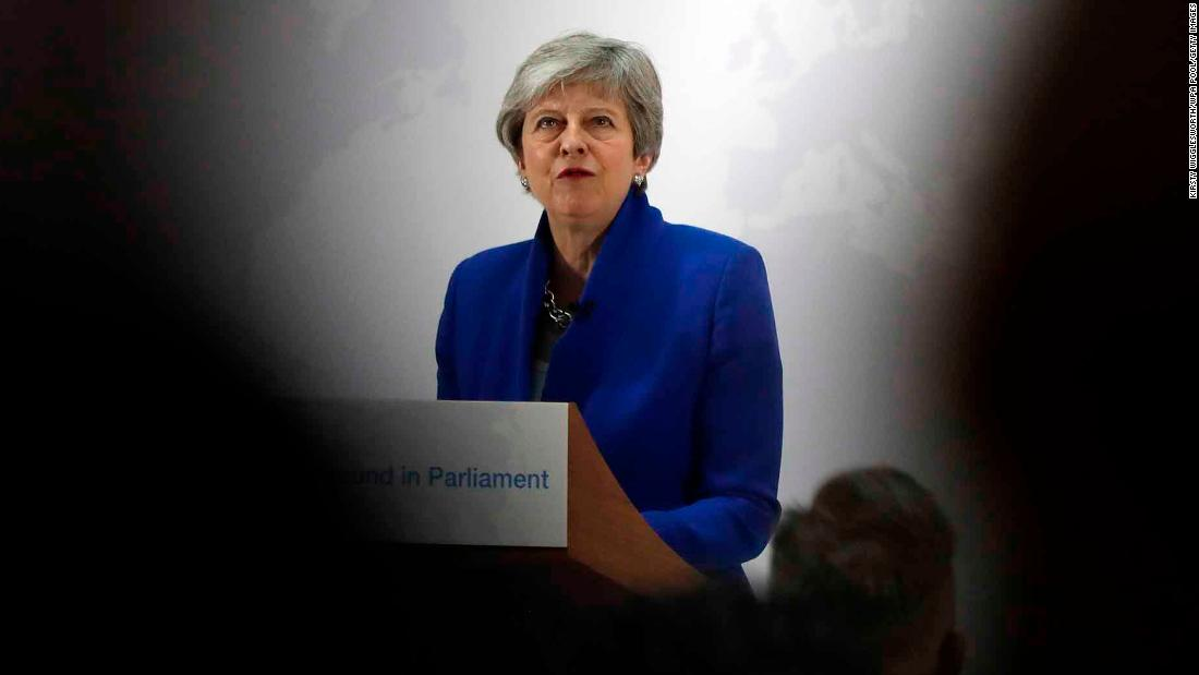 Brexit failure forces Theresa May to announce resignation