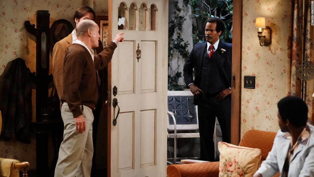 What you missed on ABC's live version of 'All in the Family' and 'The Jeffersons'