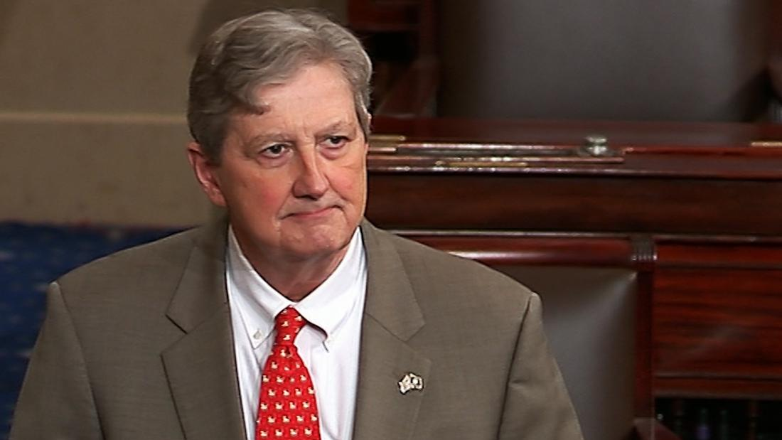 GOP senator: Democrats need to 'urinate or get off the pot' on impeachment