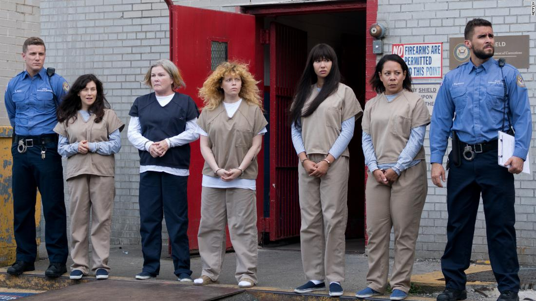 'Orange is the New Black' cast sings the theme song in an emotional video