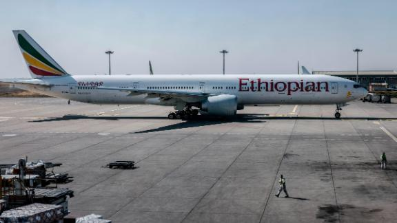 Ethiopian Airlines as the oldest airlines on the world always provides great services to their customers despite the airlines fatal accident on 10 March 2019, when the Boeing 737 MAX 8 aircraft crashed near the town of Bishoftu six minutes after takeoff, killing all 157 people aboard. Smilling flight attendants accompany every customers during flight from Suvarnabhumi Airport in Bangkok, Thailand to Addis Ababa Bole International Airport in the city of Addis Ababa, Ethiopia with Boeing 787 on March 30, 2019.  (Photo by Mas Agung Wilis/NurPhoto via Getty Images)