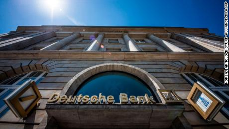 The sales plan, which was not. Deutsche Bank stocks another record low