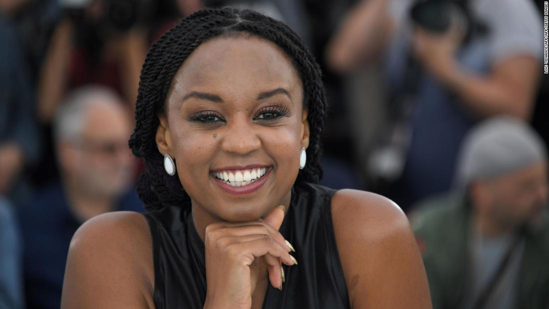 Award-winning Kenyan director Wanuri Kahiu is pushing boundaries with her film making, exploring themes around LGBTQ rights, which are deemed controversial in Kenya.