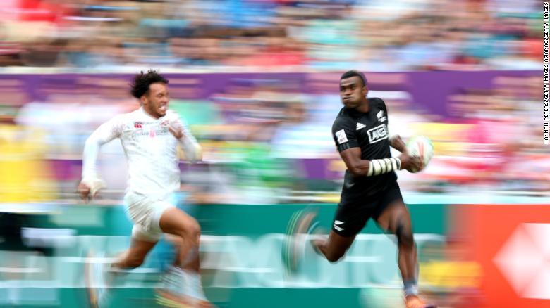 ผลการค้นหารูปภาพสำหรับ Entering rugby's 'dark places:' how England sevens team trains at the limits