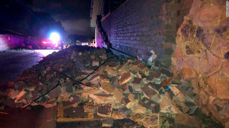 """La capitale du Missouri a été touchée par une tornade EF-3 qui """"ressemblait à un tremblement de terre"""" 3"""