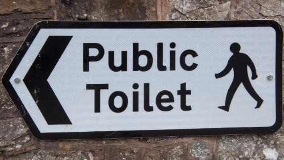 The declining number of public toilets is affecting our health, according to a new report.