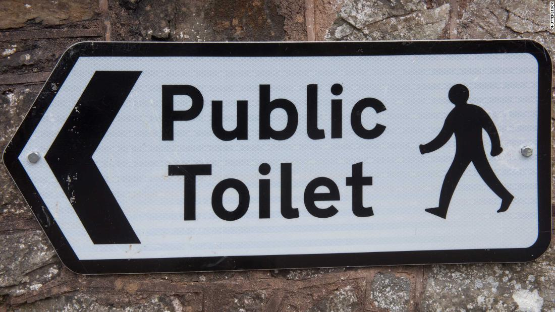 A Welsh town will install anti-sex toilets that spray users with water
