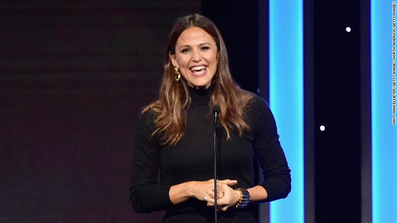 Jennifer Garner is proud to 'look like a woman who's had three babies'