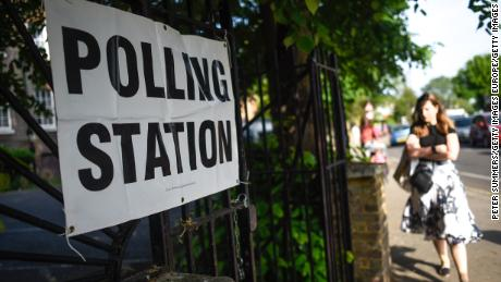 Campaigners say hundreds of EU citizens living in Britain have been turned away at polling stations