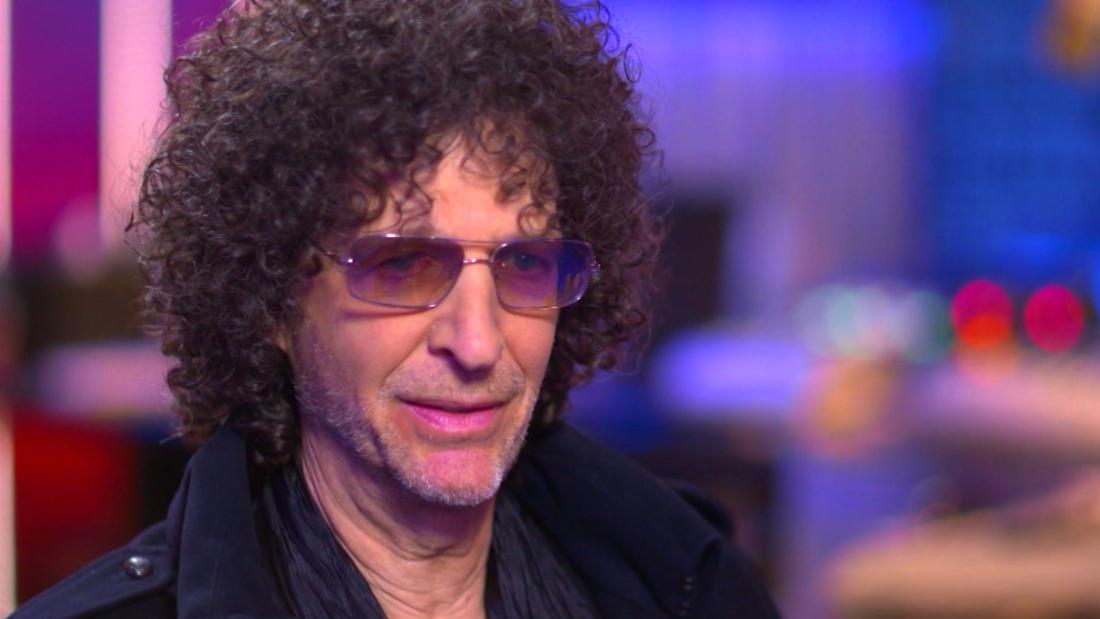 Howard Stern: Trump's candidacy for president was a 'publicity stunt'