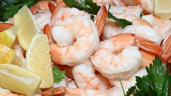Crustaceans like shrimp and lobster make up only 6% of the world's fishing catch, but they account for 22% of fisheries emissions, according to a 2018 study.   Crustacean fishing tends to use much more fuel compared to other seafood, according to the study. As a result, crustacean seafood produces more greenhouse gas emissions than meats like chicken and pork.