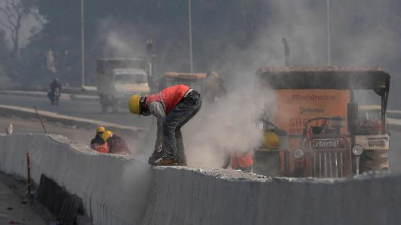 Concrete is excellent for construction. That's why we make over 4 billion tons of it every year -- more than any other material. But producing its main ingredient, cement, could generate up to 8% of global CO2 emissions, according to experts at the CICERO Center for International Climate Research.