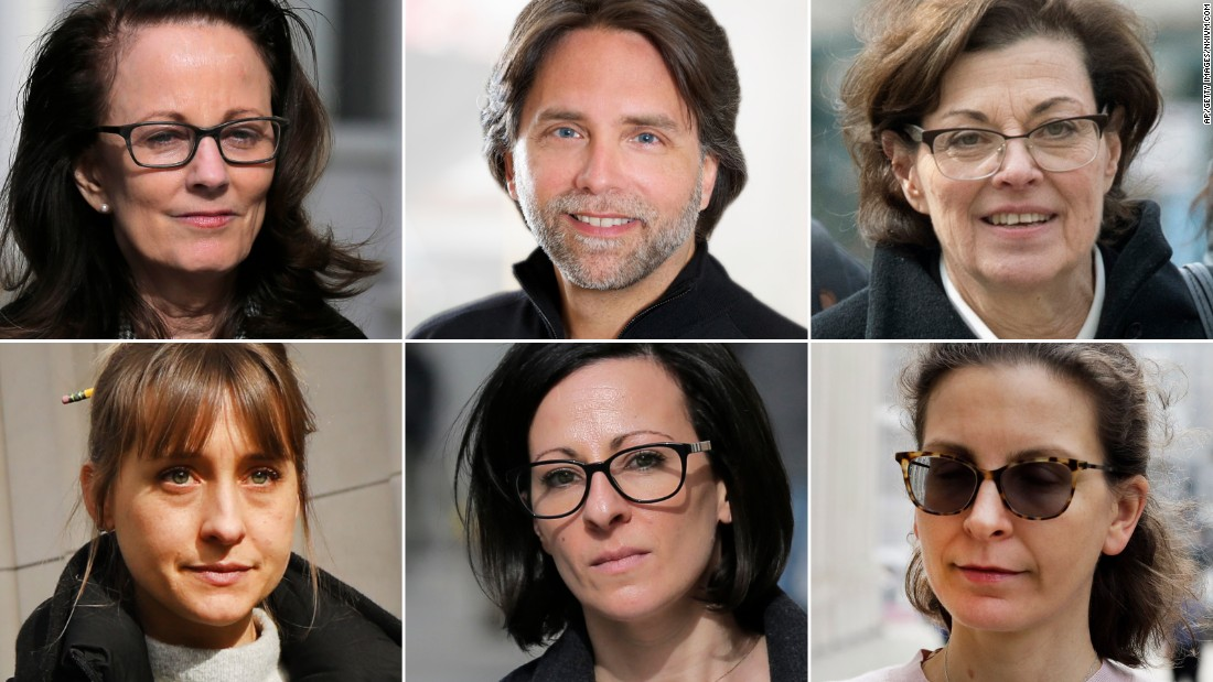 Jury to begin deliberations in trial of alleged Nxivm sex cult leader