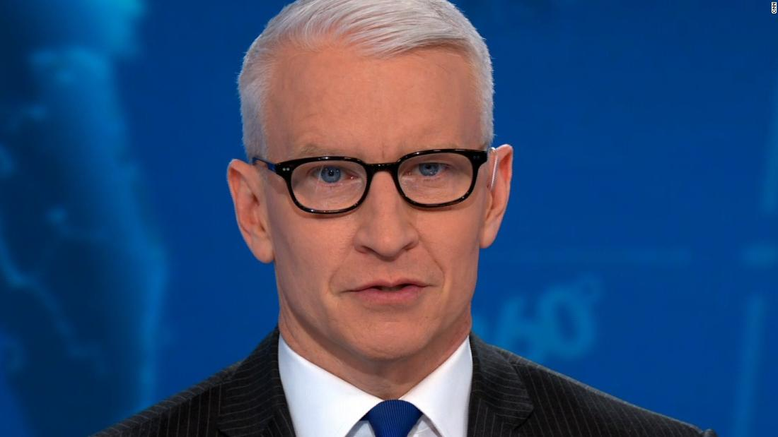 Cooper: I was wrong when I said this was 'not normal'