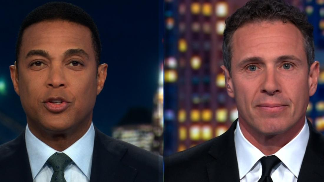 Cuomo and Lemon discuss the importance of journalism