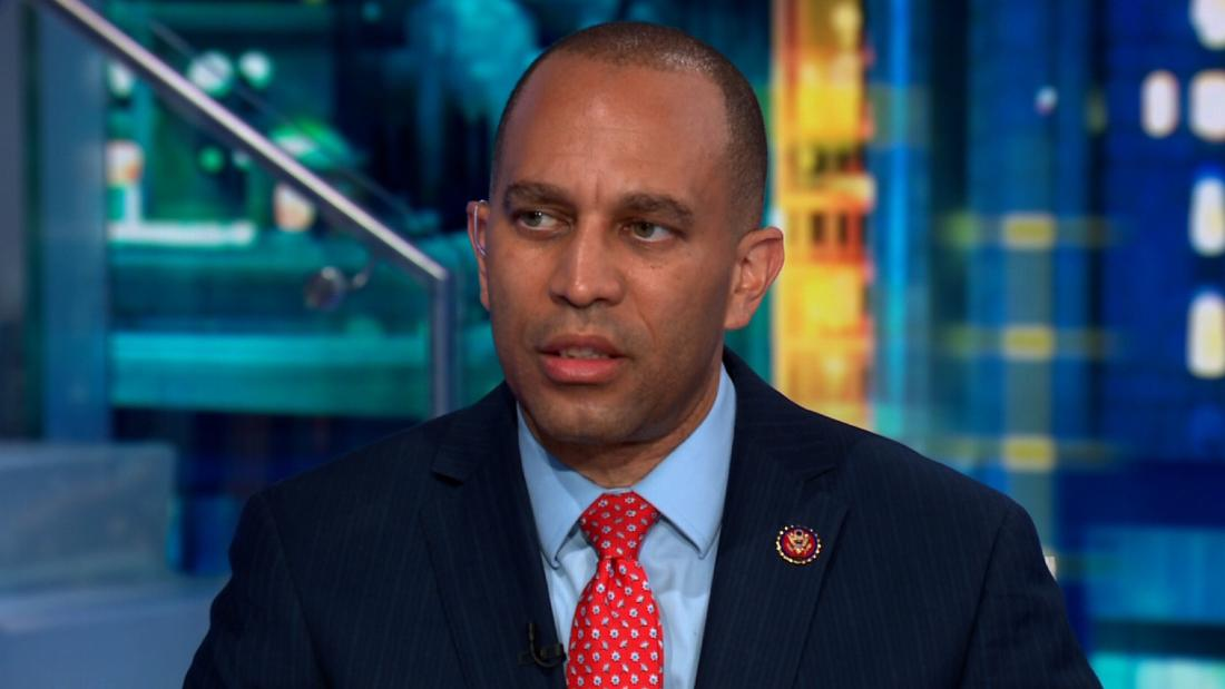 Hakeem Jeffries: We have not ruled anything out