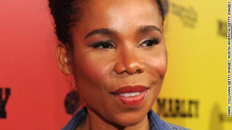 """Big up to Cedella Marley for putting her neck on the line for us."""