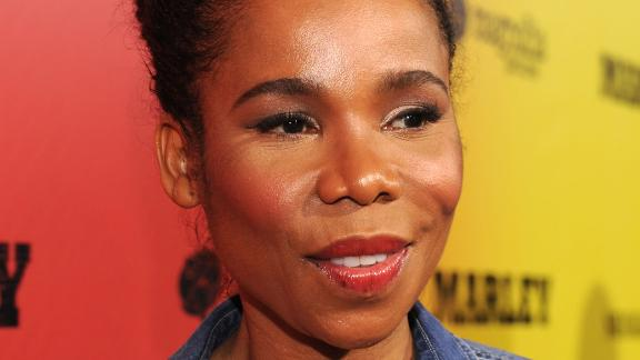 """""""Big up to Cedella Marley for putting her neck on the line for us."""""""
