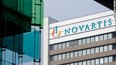 (FILES) This picture taken onJanuary 28, 2009 shows Swiss pharmaceuticals giant Novartis headquarters in Basel. Novartis announces 2,000 job losses, mostly in Switzerland and United States on October 25, 2011. AFP PHOTO SEBASTIEN BOZON (Photo credit should read SEBASTIEN BOZON/AFP/Getty Images)