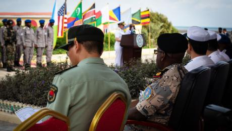 China and the United States face off in Djibouti