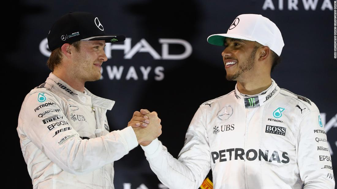Nico Rosberg: 'When Mercedes come, they come to win'