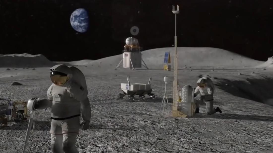 NASA plans to return to the moon by 2024