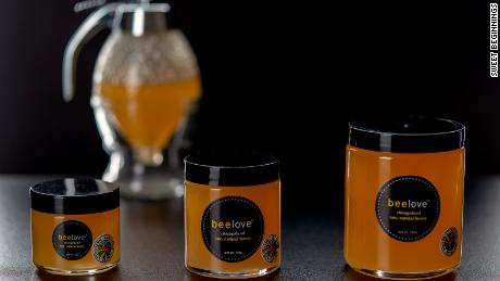 The company's Beelove brand of honey and skincare products are sold at O'Hare International Airport and grocery stores throughout Chicago.