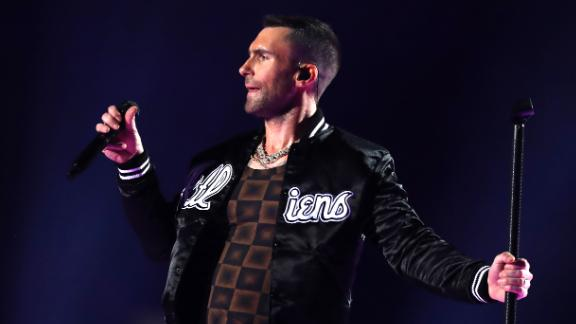 Adam Levine is touring with Maroon 5 this summer