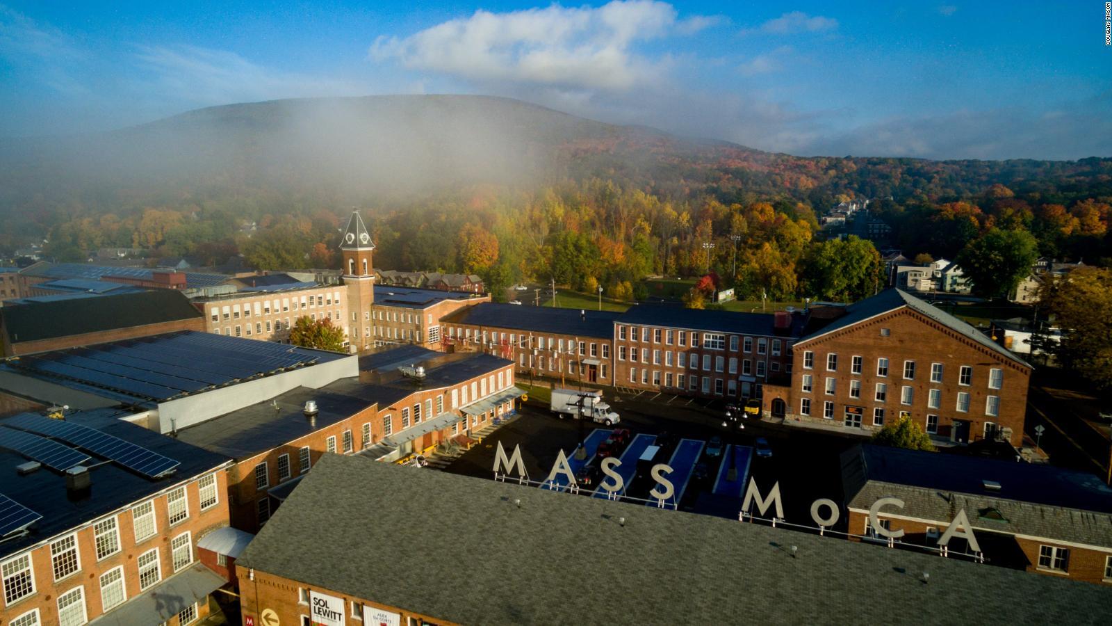 North Adams, Massachusetts: How it became a tourist hotspot
