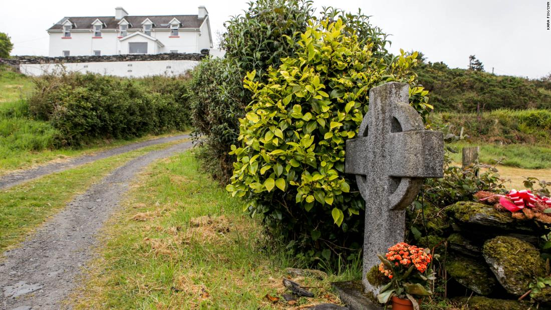 Decades-old Ireland murder may be prosecuted in France