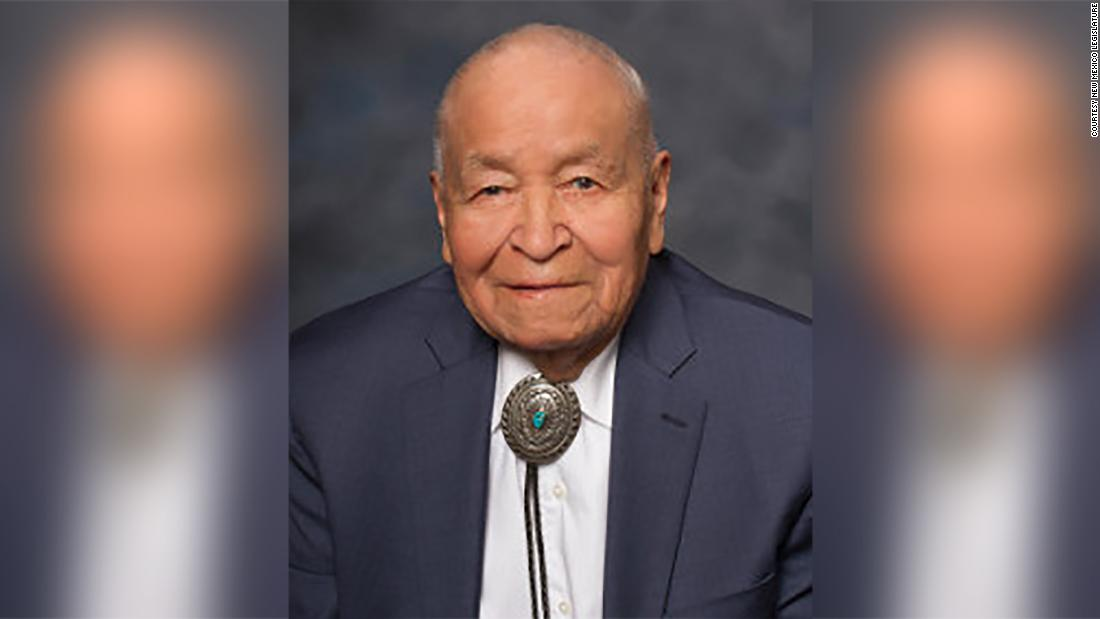 Navajo Code Talker, longtime New Mexico Sen. John Pinto dies at 94