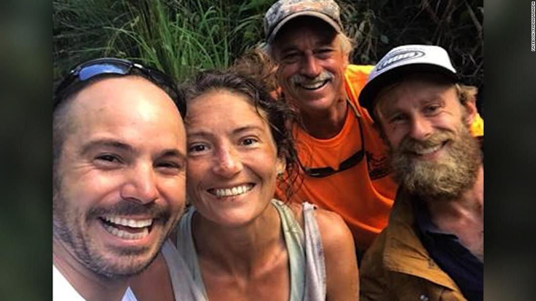 Hiker's mom speaks out after rescue